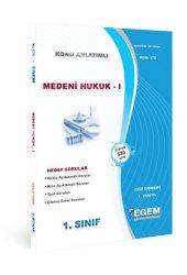 Aöf Egem Yayınları Medeni Hukuk 1 Güncel Konu Anlatımlı Soru Bankası