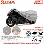 Mz Sportstar 251 Motosiklet Koruma Örtüsü, Miflonlu, 4 Mevsim Branda