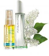 Avon Pur Blanca Bayan Parfüm Edt 50 Ml+ Fas Argan Yağlı Saç Serum