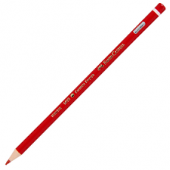 Faber Castell Kırmızı Kalem Tekli