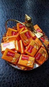 Mabel Beyaz,bal Badem,sütlü Çikolata Seçenekleriyle 500 Gr.