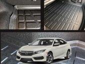 Honda Civic 2017 Model Bagaj Havuzu Kokusuz Boşluksuz Tam Uyumlu