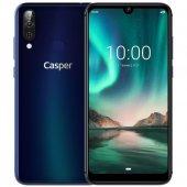 Casper Vıa F3 64gb Dual Mavi (2 Yıl Resmi Distribütör Garantili)