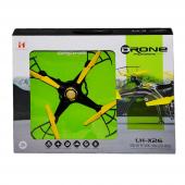 Lh X26 Hd Kameralı Drone Siyah Sarı
