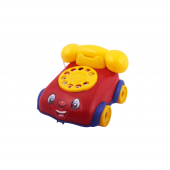 Mgs Smartland Sevimli Telefon Urt 07 0655 Kırmızı...