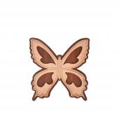 Nerox Nrx 242 Kelebek Sarı Ahşap Nihale