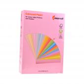 Renkli Fotokopi Kağıdı A4 Pembe