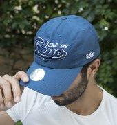 Deepsea Mavi Tokyo Yazı İşleme Şapka 1908826