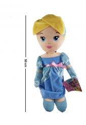 Hediyeli Lisanslı, Disney Prensesler Peluş Büyük Boy Sindrella Bebek Peluş Oyuncak 50 Cm