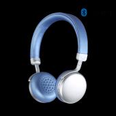 Vestel Desibel K550 Mavi Kulak Üstü Bluetooth Kulaklık