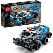 Lmt42091 Tech Police Pursuit Technic +7 Yaş Lego 120 Pcs