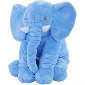 7014 T Uyku Arkadaşım Jumbo Fil Mavi