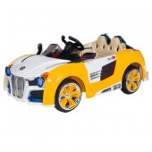 65098 Akülü Araba Sarı