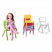 çocuk Sandalyesi, Okul, Anaokulu, Kreş, Büyük Boy, Holiday Cm 505