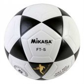 Mikasa Ft 5 Yapıştırmalı 5 No Futbol Topu Beyaz