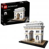 Lego Architecture Zafer Takı 21036 Arc De Triomphe 386 Parça