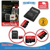 Sandisk Extreme Pro 128gb Microsdxc 170mb S Sdsqxcy 128g Gn6ma