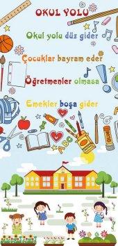 Anaokulu Kapı Giydirme 9
