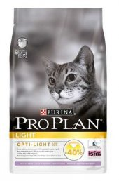 Proplan Düşük Kalorili Hindili Ve Pirinçli Light Kedi Maması3 Kg