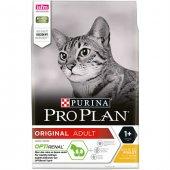 Pro Plan Yetişkin Kediler İçin Tavuklu Kedi Maması 1,5 Kg