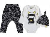 Miniworld Erkek Bebek Badili Takım Üçlü