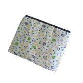 Kız Erkek Bebek Köpek Desenli Battaniye C65178 3