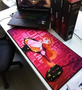 Gaming Mouseped Oyuncu Mouse Pad Onepiece Nami Desenli