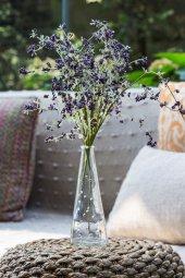 2li Mor Hezeran Yapay Çiçek