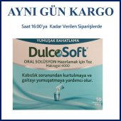 Dulcosoft Oral Solüsyon İçin Toz Makrogol 4000 10 Şase Skt 08 202