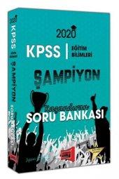 Yargı 2020 Kpss Eğitim Bilimleri Şampiyon Kazandıran Soru Bankası