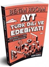 Benim Hocam Ayt Türk Dili Ve Edebiyatı Video Ders Notları (Yeni)
