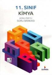 Supara Yayınları 11.sınıf Kimya Konu Özetli Soru Bankası