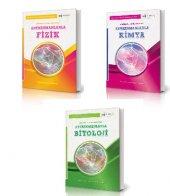 Antrenman Yayınları Antrenmanlarla Fizik Kimya Biyoloji Seti