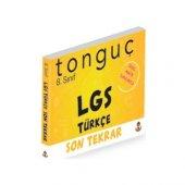 Tonguç Akademi 8.sınıf Türkçe Son Tekrar