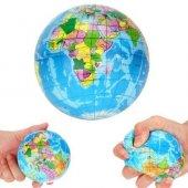 Ce Ka Dünya Desenli Stres Topu Küçük Boy