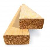 çam Ağacı 3x3 Cm Çıta, Kereste 150 Cm (3 Adet)