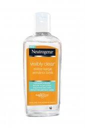 Neutrogena Visibly Clear Sivilce Karşıtı Arındırıcı Tonik 200ml