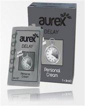 Aurex Delay Personal Cream 5x3 Ml