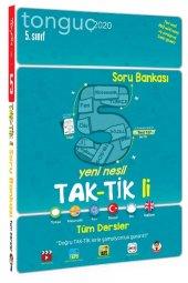 Tonguç Akademi 5. Sınıf Taktikli Tüm Dersler Soru Bankası