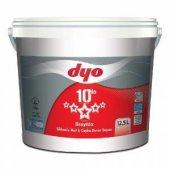 Dyo 10 No Beşyıldız Mat İç Cephe Boyası 2.5lt. Tüm Renkler