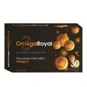 Omega Royal Omega 3 Havyar Balık Yağı 30 Kapsül