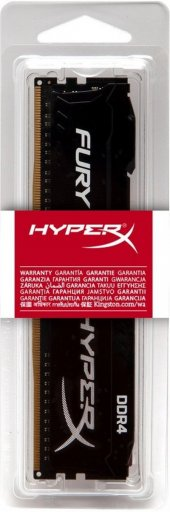 Kingston Ddr4 8gb 3200mhz Hyperx Fury Bellek Ram (...