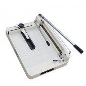 Bigpoint A3 Profesyonel Kağıt Kesme Makinesi (Kollu Giyotin) 400 Sayfa