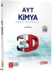 çözüm Yayınları Ayt Kimya 3d Soru Bankası