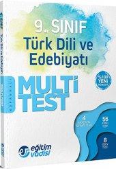 Eğitim Vadisi 9. Sınıf Türk Dili Ve Edebiyatı Mult...