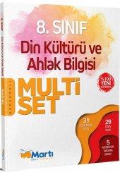 Martı Yayınları 8. Sınıf Din Kültürü Ve Ahlak Bilg...