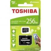 Toshiba 256gb Micro Sdxc Uhs 1 C10 Thn M203k2560ea...