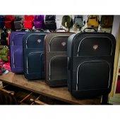 Dağlı Bags Havlu Kumaş Valiz Çanta Orta