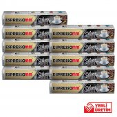 Espressomm Silver Kapsül Kahve (100 Adet) Nespress...