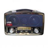 Kemai Md 1701bt Usb Sd Bluetoothlu Şarjlı Büyük Radyo